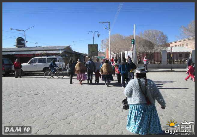 مدينة بوليفيا دولة داخلية في أمريكا الجنوبية-601303