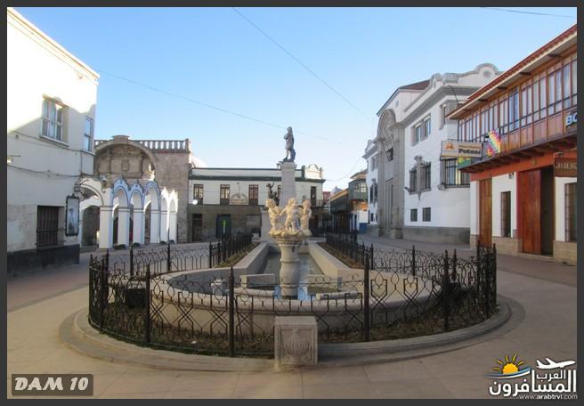 مدينة بوليفيا دولة داخلية في أمريكا الجنوبية-601359