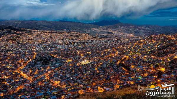 مدينة بوليفيا دولة داخلية في أمريكا الجنوبية-601402