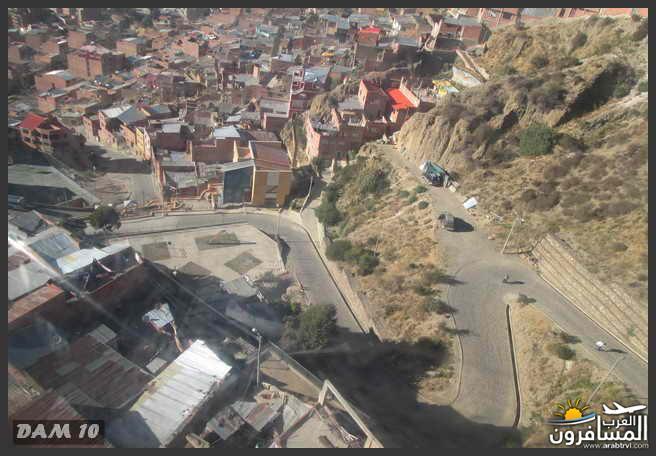 مدينة بوليفيا دولة داخلية في أمريكا الجنوبية-601439