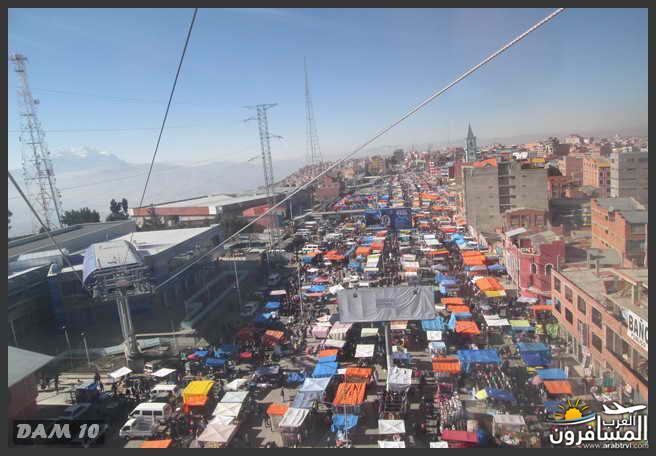 مدينة بوليفيا دولة داخلية في أمريكا الجنوبية-601449