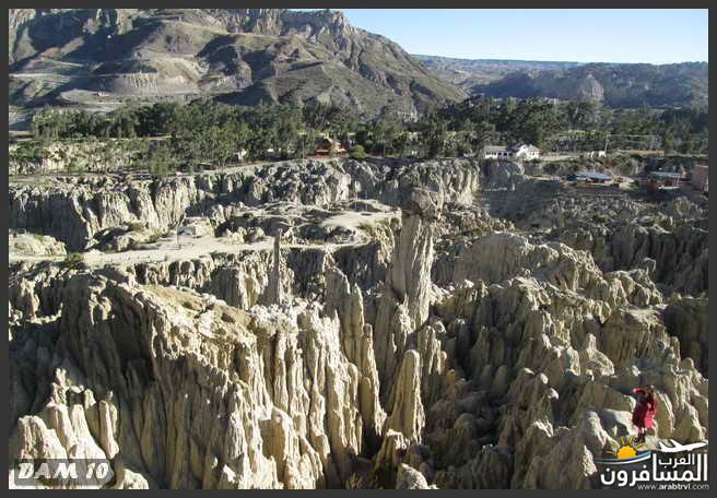 مدينة بوليفيا دولة داخلية في أمريكا الجنوبية-601459