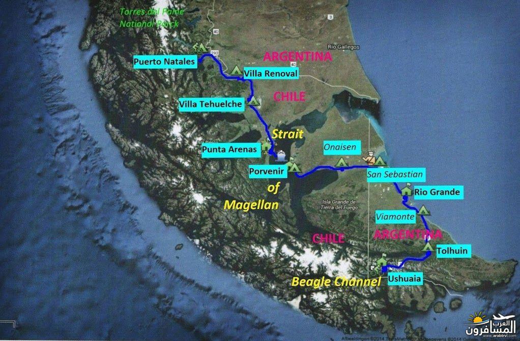 امريكا الجنوبية على الدراجة الهوائية-602265
