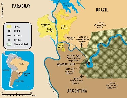 بلاد الفضة .. بلاد الشمس الباسمة الأرجنتين-602499