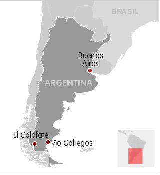 بلاد الفضة .. بلاد الشمس الباسمة الأرجنتين-602537