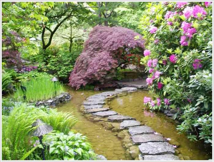 حدائق بوتشارت الملونة في كندا-604270
