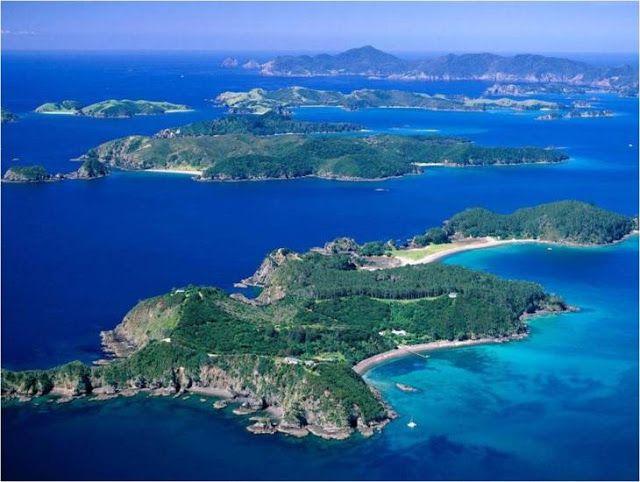 جزر تشاتام أرخبيل-608798