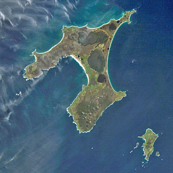 جزر تشاتام أرخبيل-608799