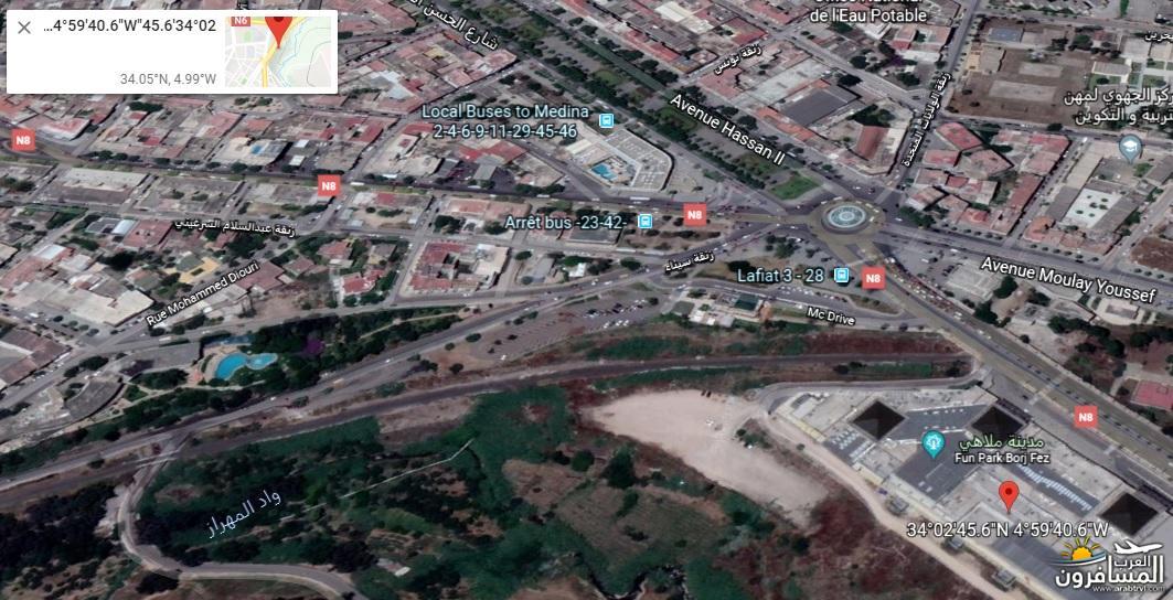 إحداثيات بعض الأماكن السياحية-635234