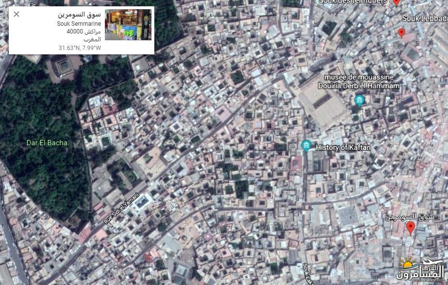 إحداثيات بعض الأماكن السياحية-635256