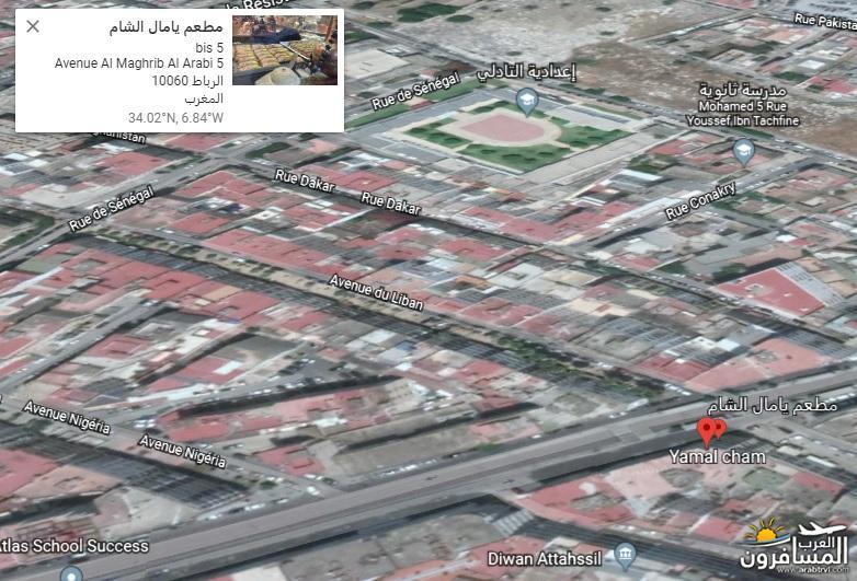 إحداثيات بعض الأماكن السياحية-635269