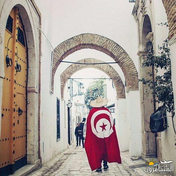 642030 المسافرون العرب الاجواء الشتوية فى تونس
