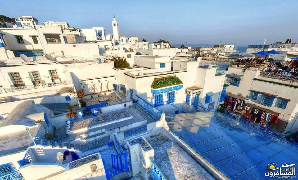 642709 المسافرون العرب الطبيعة الخلابة والاجواء الربيعية فى تونس