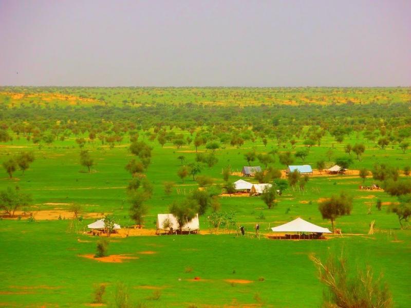 643136 المسافرون العرب موريتانيا جمال طبيعتها الصحراوي