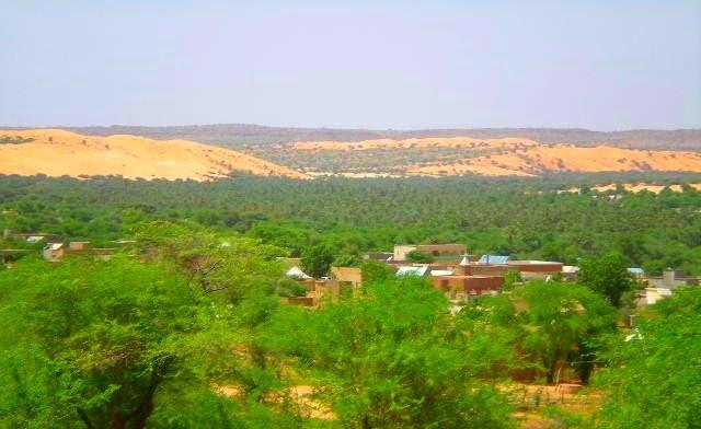 643137 المسافرون العرب موريتانيا جمال طبيعتها الصحراوي