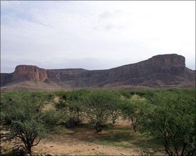 643140 المسافرون العرب موريتانيا جمال طبيعتها الصحراوي