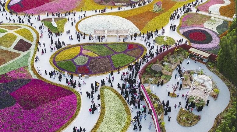 652035 المسافرون العرب مهرجان الزهور والحدائق