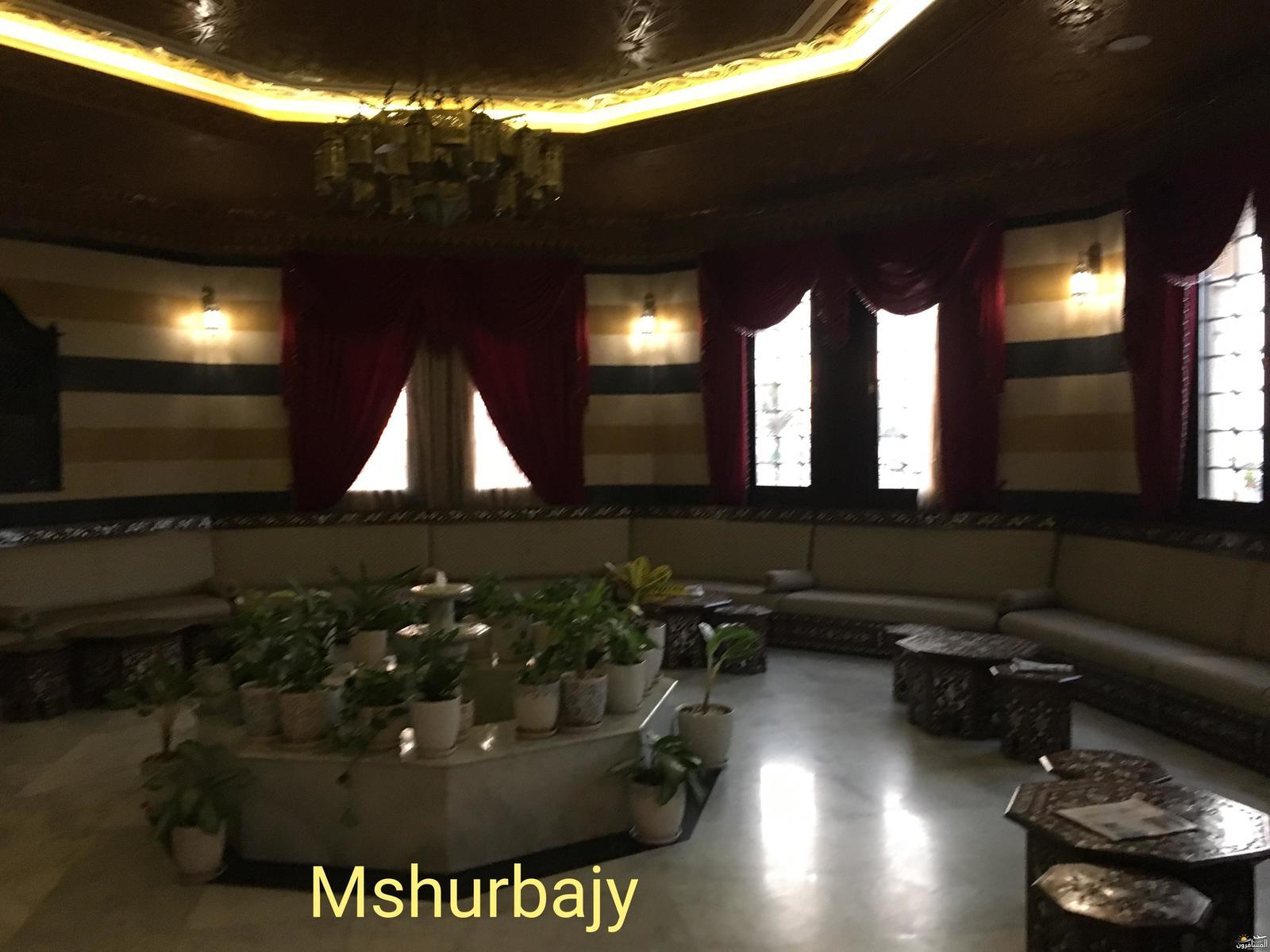 652476 المسافرون العرب مطعم رواق الأمويين في جدة