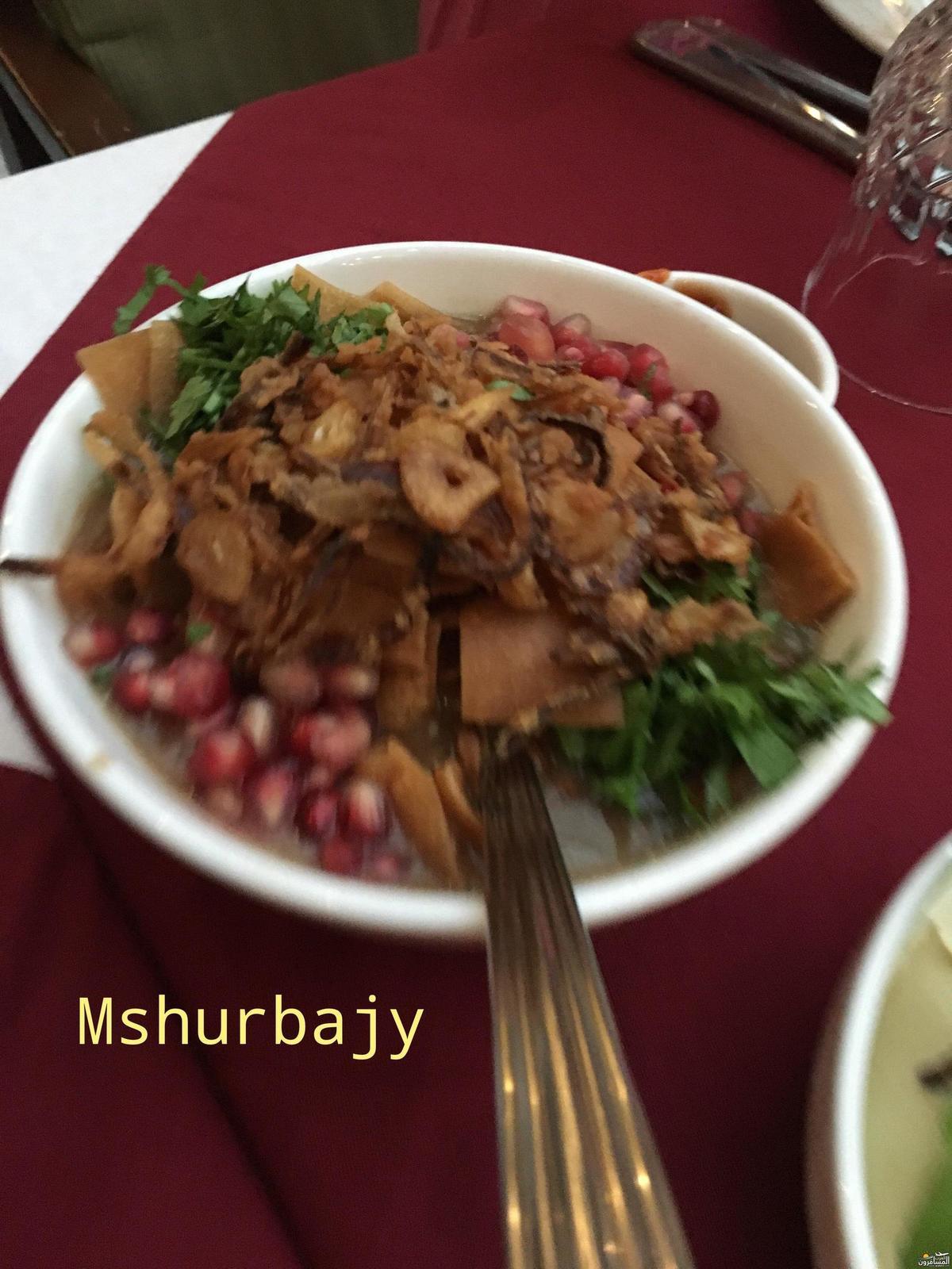 652477 المسافرون العرب مطعم رواق الأمويين في جدة