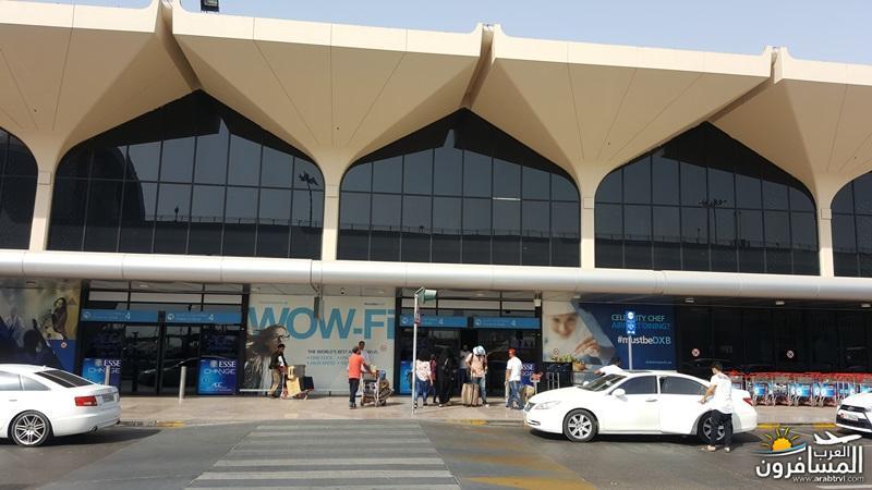 663800 المسافرون العرب مطار دبي الدولي