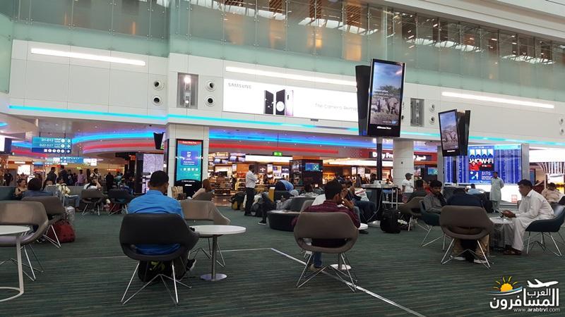 663803 المسافرون العرب مطار دبي الدولي