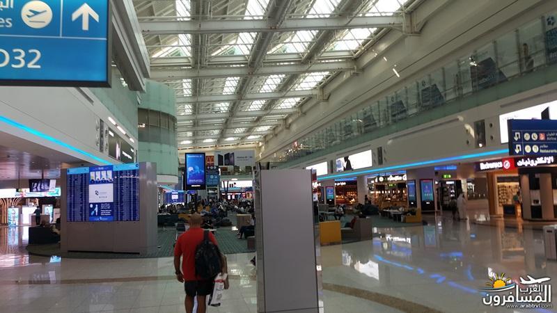 663806 المسافرون العرب مطار دبي الدولي