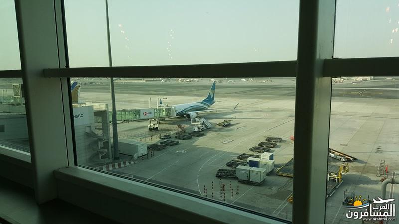 663813 المسافرون العرب مطار دبي الدولي