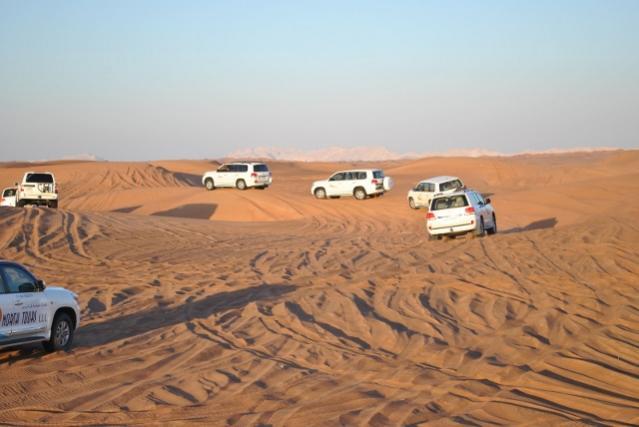 663824 المسافرون العرب مدينة دبي بتنوع الأنشطة السياحية