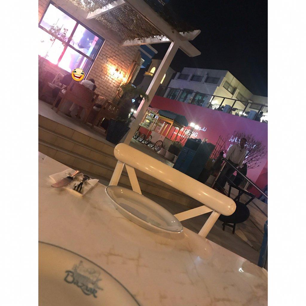 670001 المسافرون العرب مطعم بازار
