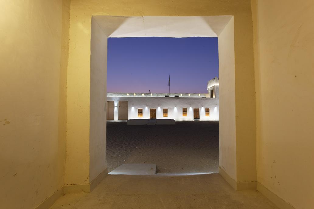 Al-Koot-Fort-Qatar-Doha-2010-1-Emdelight-Thomas-Emde-Unternehmer-Lichtkuenstler-Frankfurt.jpg