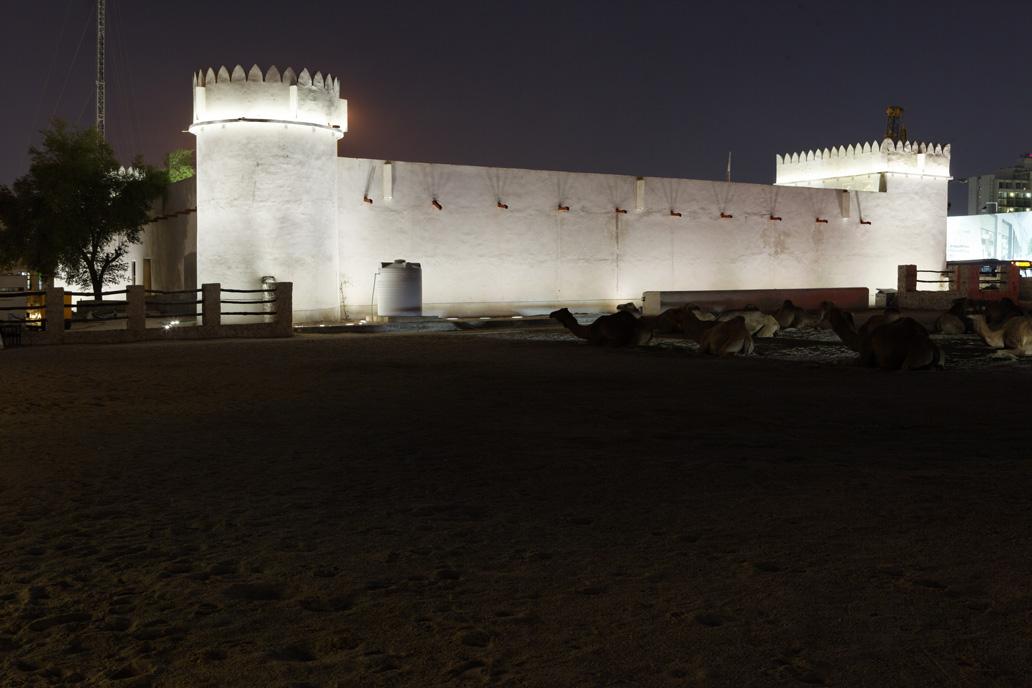 Al-Koot-Fort-Qatar-Doha-2010-5-Emdelight-Thomas-Emde-Unternehmer-Lichtkuenstler-Frankfurt.jpg