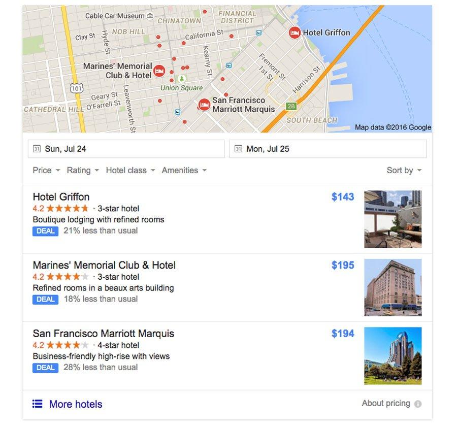 جوجل تمتلك محرك البحث الأول على الإنترنت 687372 المسافرون العرب
