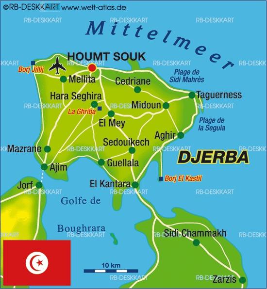689349 المسافرون العرب جزيرة الاحلام جربة
