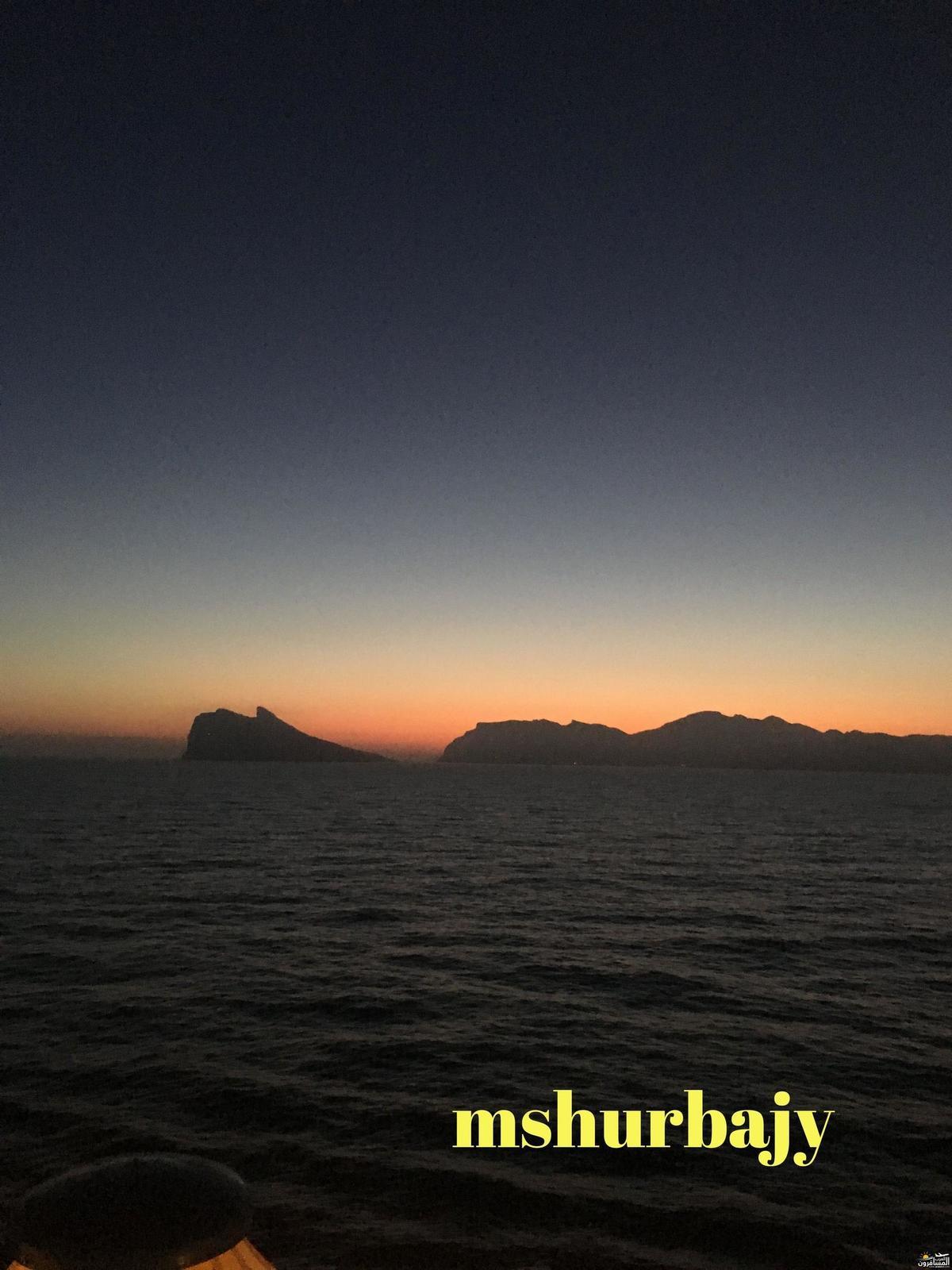 695602 المسافرون العرب الرحلة البحرية (الكروز) بين ايطاليا و فرنسا وأسبانيا