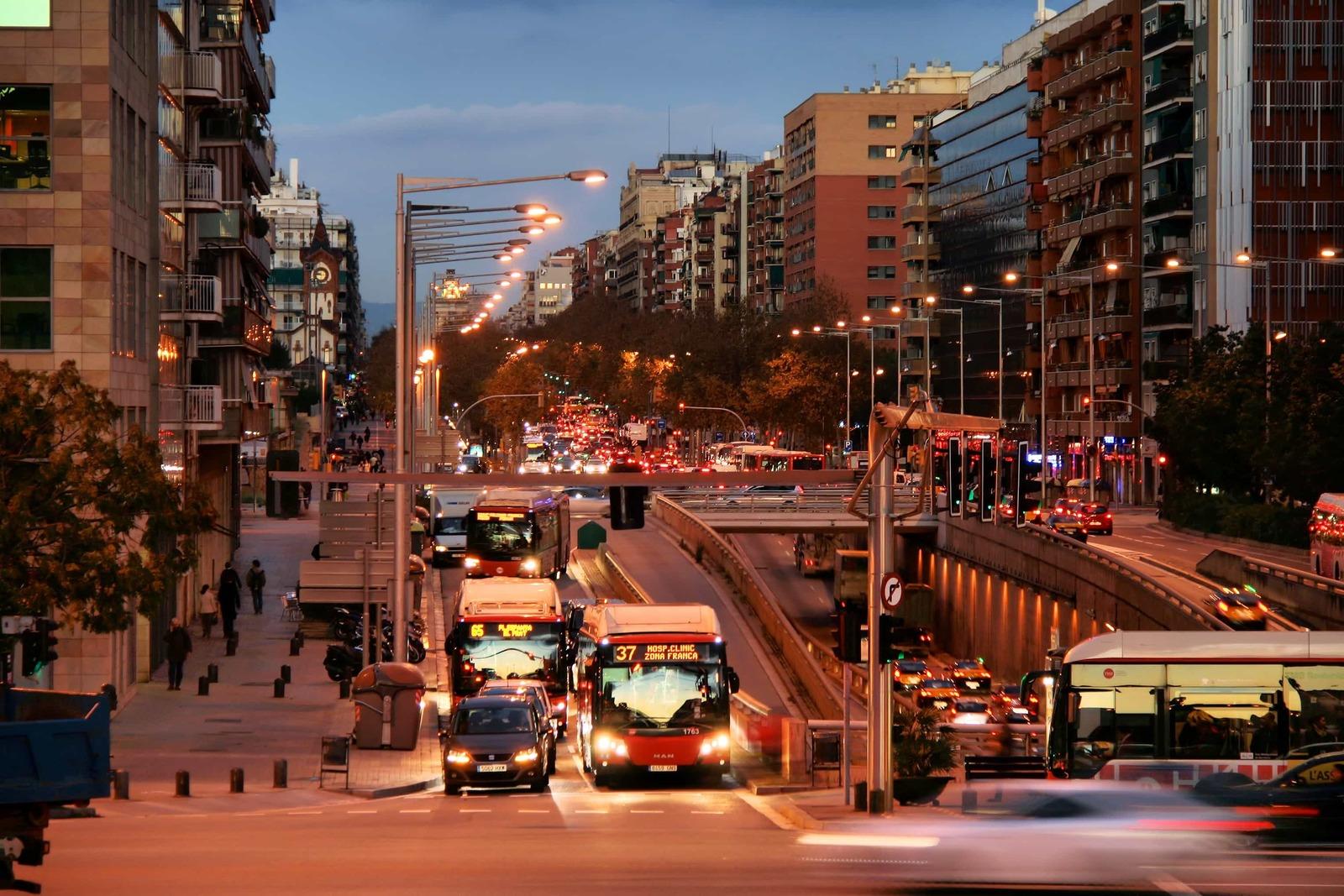 704047 المسافرون العرب مقتطفات سعودي عن السياحة في برشلونة .