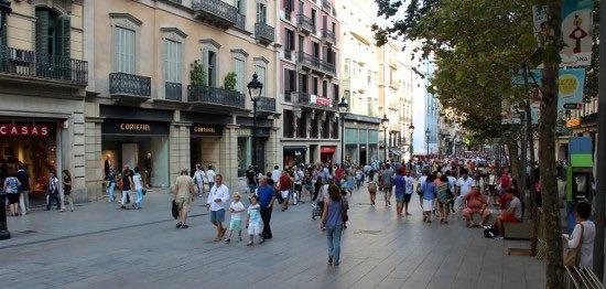 704048 المسافرون العرب مقتطفات سعودي عن السياحة في برشلونة .
