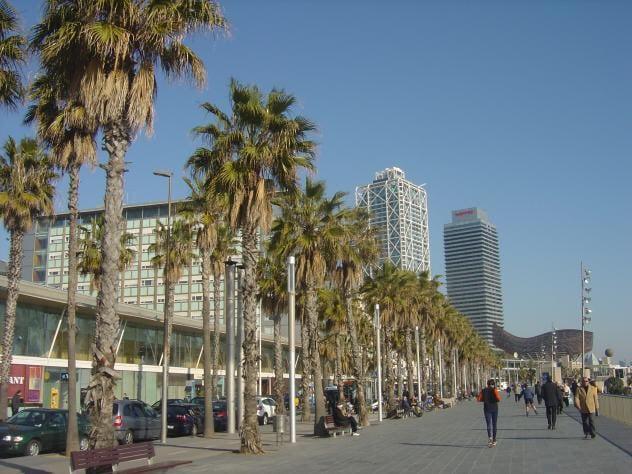 704056 المسافرون العرب مقتطفات سعودي عن السياحة في برشلونة .