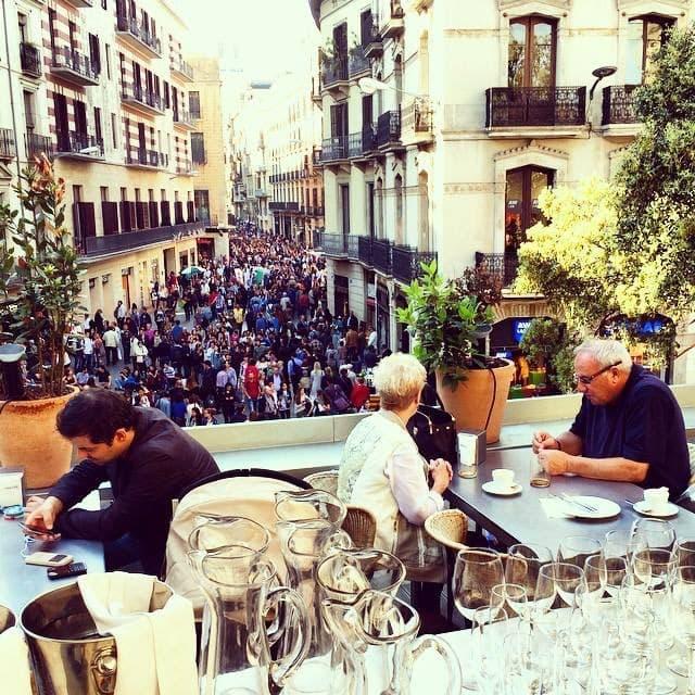 704091 المسافرون العرب مقتطفات سعودي عن السياحة في برشلونة .