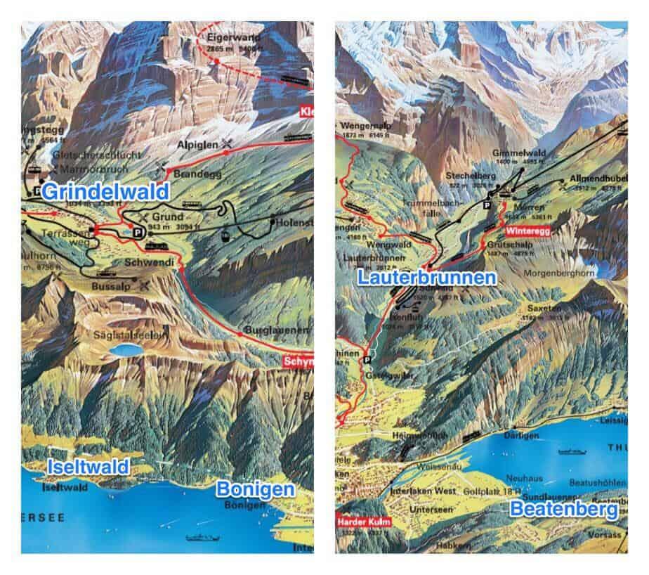 705184 المسافرون العرب تقرير رحلتي إلى سويسرا ، موثقة بالتفاصيل و الصور
