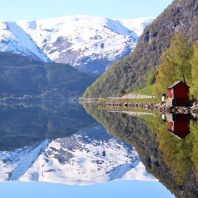 705450 المسافرون العرب تقرير رحلتي الى النرويج