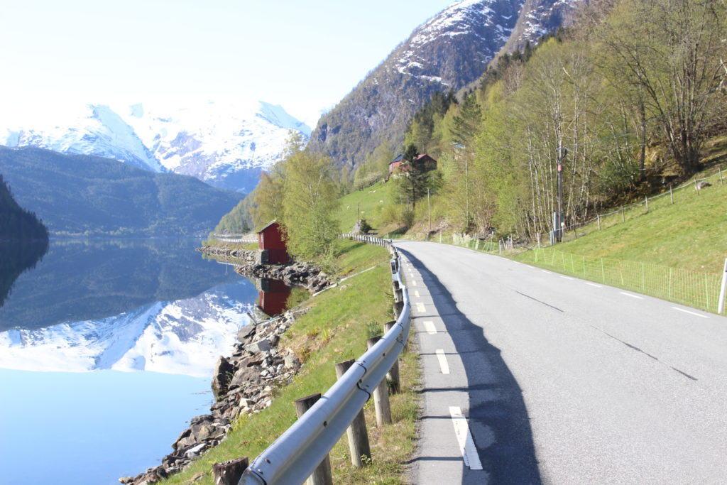 705451 المسافرون العرب تقرير رحلتي الى النرويج