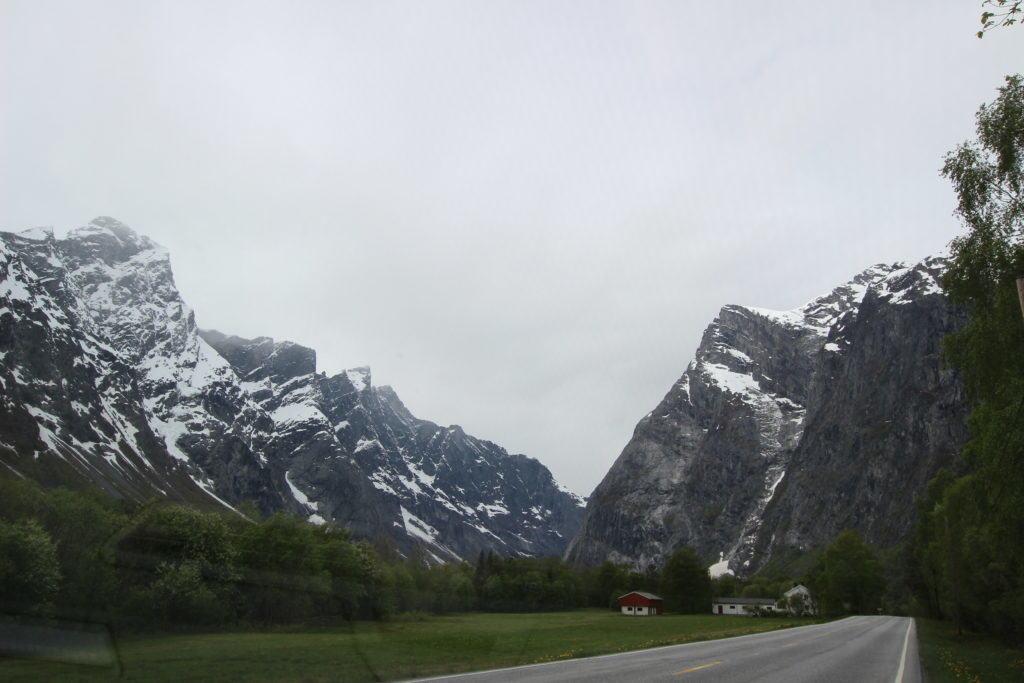 705471 المسافرون العرب تقرير رحلتي الى النرويج