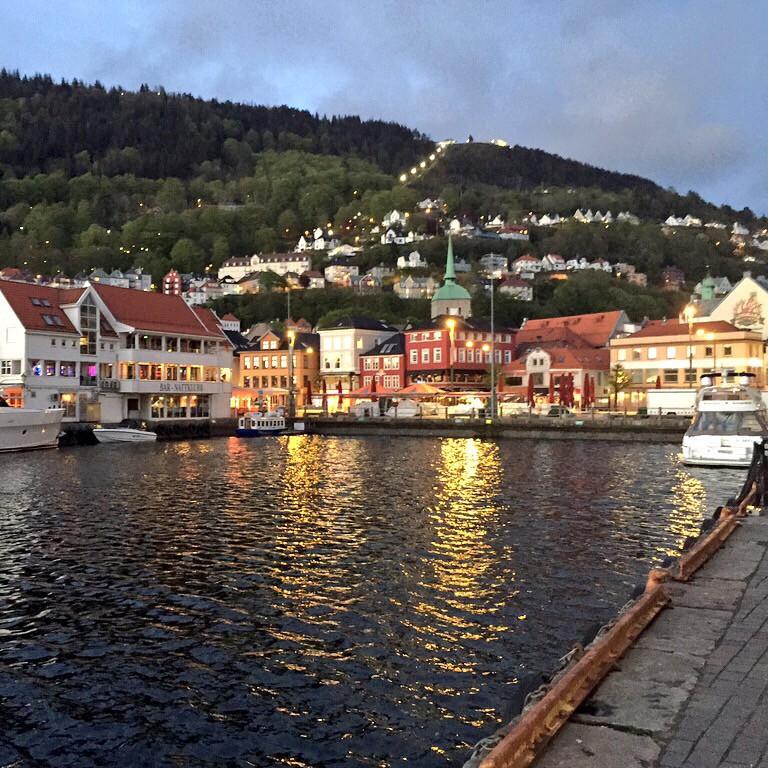 705498 المسافرون العرب تقرير رحلتي الى النرويج