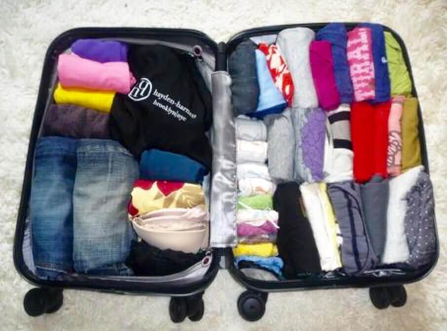 708249 المسافرون العرب الطريقة الصحيحة لترتيب شنطة سفرك فى 15 خطوة