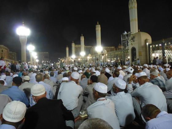 82663 المسافرون العرب صور مسجد الرسول2017