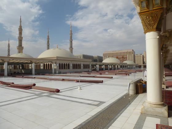 82664 المسافرون العرب صور مسجد الرسول2017