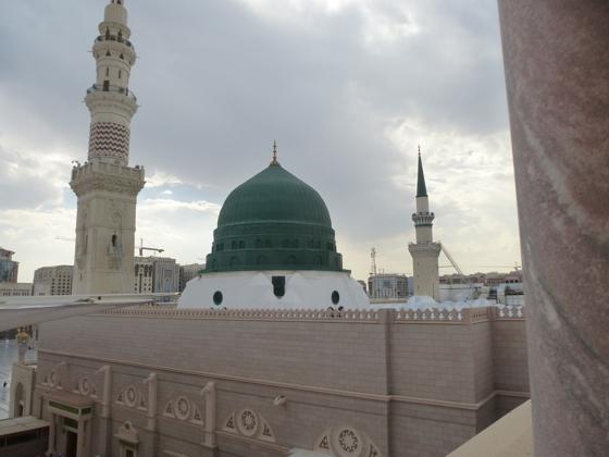 82666 المسافرون العرب صور مسجد الرسول2017