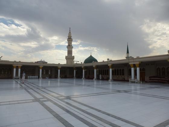 82674 المسافرون العرب صور مسجد الرسول2017