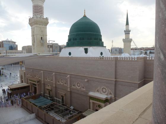 82676 المسافرون العرب صور مسجد الرسول2017