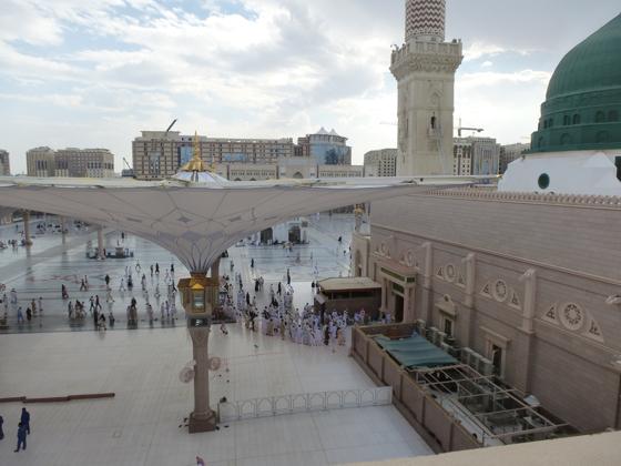 82677 المسافرون العرب صور مسجد الرسول2017
